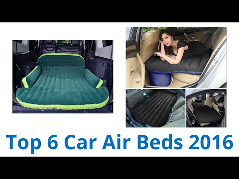 6 Best Car Air Beds 2016