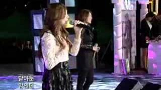 SeeYa - My Heart is Touched {Personal TasteOst.} - KFN Boom entertaining train Concert 100930