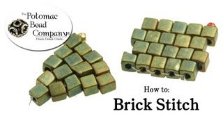How To Brick Stitch