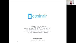 Lunch and Learn: Casimir