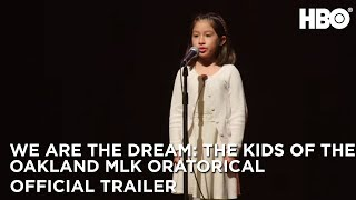 We Are The Dream: The Kids of the Oakland MLK Oratorical (2020)   Official Trailer   HBO