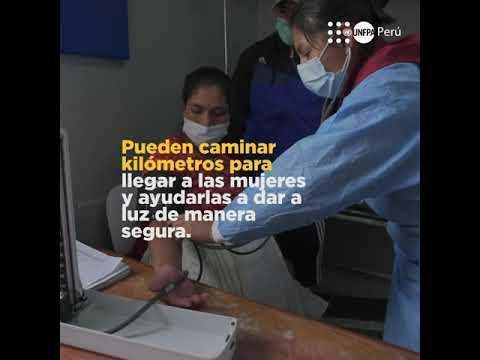 La labor crucial de las obstetras #IDM2021
