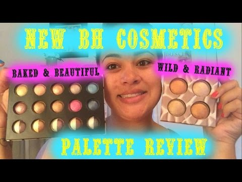 Wild Child Baked Eyeshadow Palette by BH Cosmetics #5