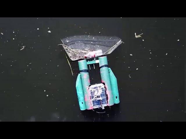 Геймерам со всего мира предлагают удаленно почистить реки с помощью роботов-мусорщиков