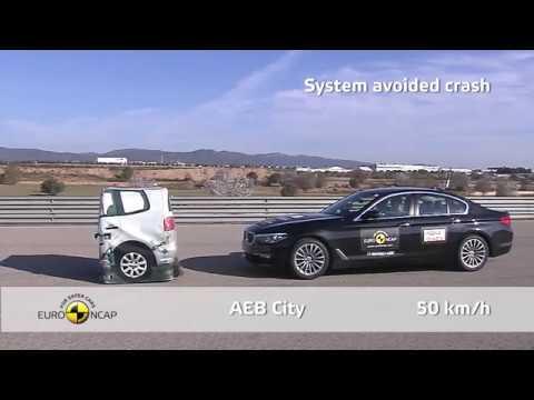 NCAP: BMW 5 Series