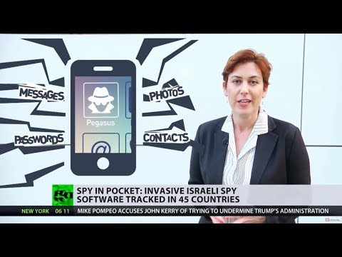 Pocket Spy: Israeli surveillance software 'Pegasus' tracked in 45 countries