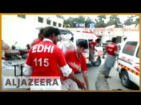 🇵🇰 127 dead after two separate attacks on Pakistan political rallies | Al Jazeera English