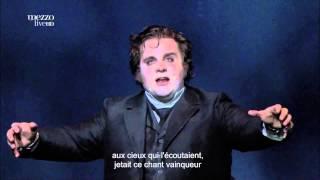 MICHAEL SPYRES Les Contes d'Hoffmann - Légende de Kleinzack - Liceu 2013