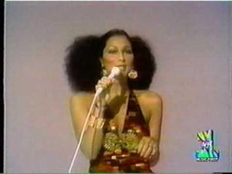 "VINTAGE CHER LIVE 1971 ~ BELTING ""YOU MADE ME LOVE YOU"" !"