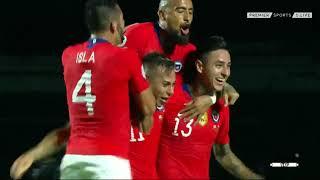 Chile Vs Japón (4-0) Resumen Completo Y Goleada HD 2019   Junio 18/ 2019 😱