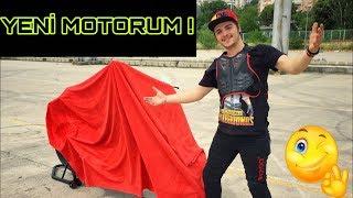 YENİ MOTORUM !! ( MotoVlog #50 )