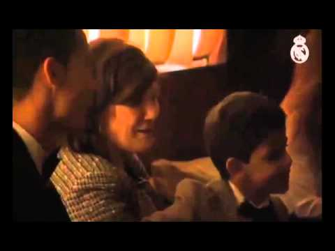 Download Cristiano Ronaldo's Son Meets Messi At Backstage. HD Mp4 3GP Video and MP3
