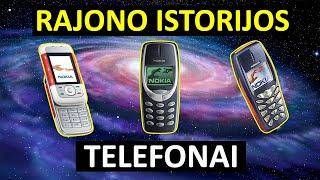 Rajono Istorijos: Telefonai