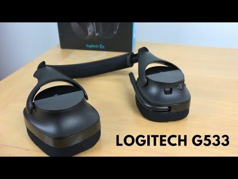 Logitech G G533 (Over-Ear)