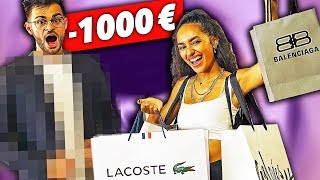 Relooking à 10€ VS Relooking 1000€ (feat. Maile Akln)