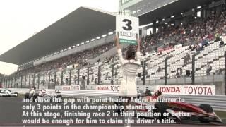 Super_Formula - Suzuka2013 Highlights