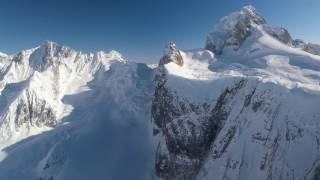 4k Video Of The Of Denali & The Alaska Range