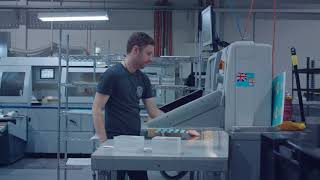 Tour Of Canva's Print Facility