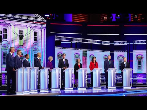 Healthcare takes center stage during second round of Democratic debates