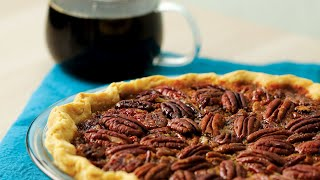 How To Make a Classic Pecan Pie • Tasty