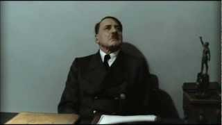 Hitler is informed about DictatorAntics' Facebook page