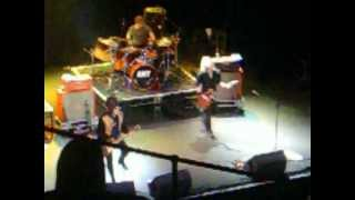 adam ant  beat my guest and   kick live @  halifax jan 2012 kevin fisher