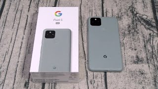 Google Pixel 5 Real Review