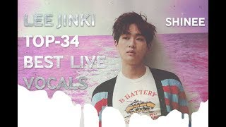 SHINEE ONEW Best Live Vocals; Top 34 Favorite Songs