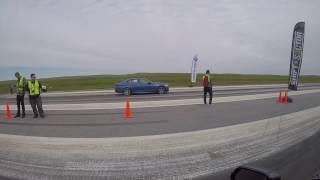 2016 BMW 550i JB4, Intake vs 2016 BMW M5 (JB4 disabled)