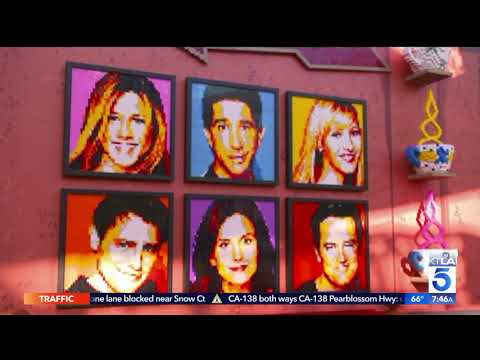 """Friends"" Celebrates 25th Anniversary in Vegas"