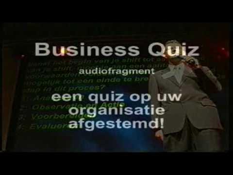 Patrick van Gils Businessquiz