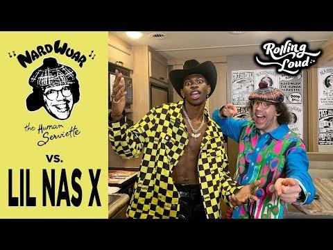 Nardwuar vs. Lil Nas X