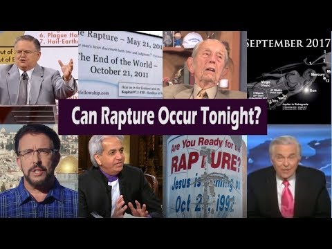 Jesus' Own Words Proves There is No Pre-Trib Rapture
