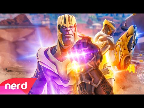 fortnite x endgame song back for you nerdout ft divide music - nerdout fortnite rap battle 2 1 hour