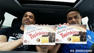 Hostess Twinkies  Eating Challenge Eat Off @hodgetwins