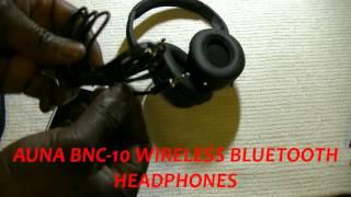 AUNA BNC-10 BLUETOOTH HEADSET