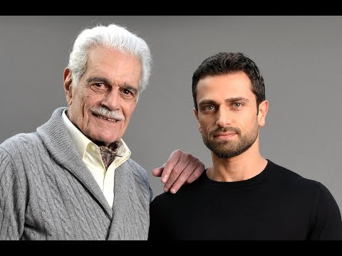 Omar Sharif, the Egyptian actor best known for starring in films such as Doctor Zhivago