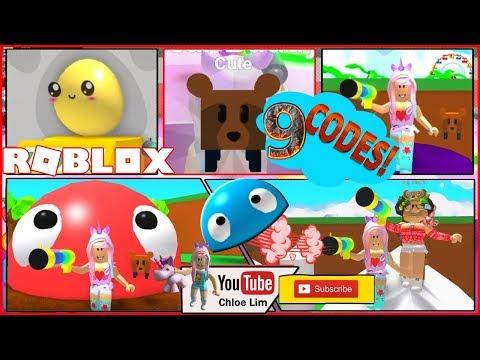 Roblox Blob Simulator Youtube Roblox Gameplay Blob Simulator 9 Codes Kawaii Cute Egg Steemit