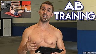 How to BREATHE when Training Abs? Q&A