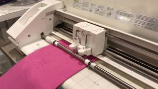 How to cut thicker materials with the Silhouette Cameo 3 - Creativation - CHA 2017