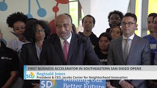 Shukor BELLA Partners with San Diego Business Accelerator