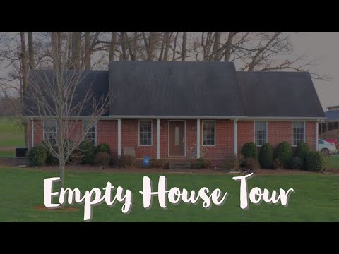 A First Look At Our New House || Empty House Tour