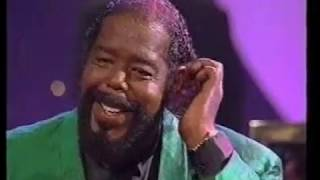 You See The Trouble With Me - Barry White (Don't Forget Your Toothbrush 1994)