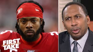 Stephen A. isn't happy about Darrelle Revis calling out Richard Sherman | First Take