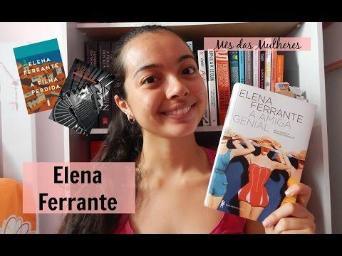1 autora, 3 obras | Elena Ferrante