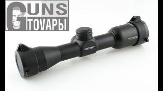 Оптический прицел Discovery Optics VT-Z 4×32 от компании CO2 - магазин оружия без разрешения - видео
