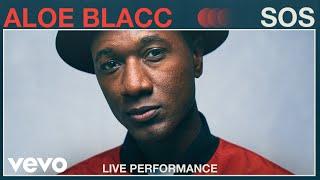 "Aloe Blacc - ""SOS"" Live Performance   Vevo"