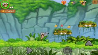Jungle Adventures 2 - Gameplay - World 1 Level 1