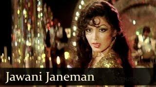 Namak Halaal - Jawani Janeman Haseen Dilruba - Asha Bhosle