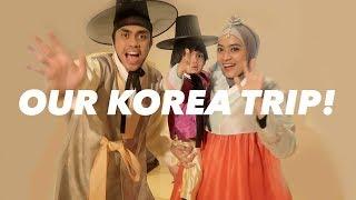 Keluarga Belo Goes To Korea! Annyeonghaseyo!